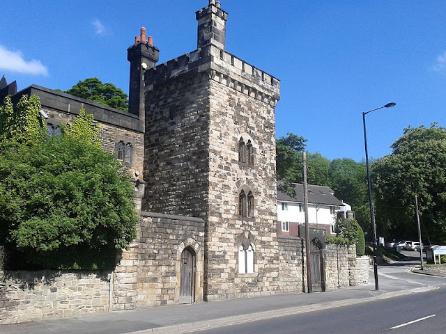 Queens Tower Lodge, East Bank Road, Sheffield