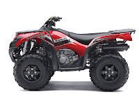2013 Kawasaki Brute Force 650 4x4 ATV pictures 3