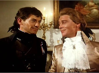Sir Percy vs. Chauvelin from the Scarlet Pimpernel