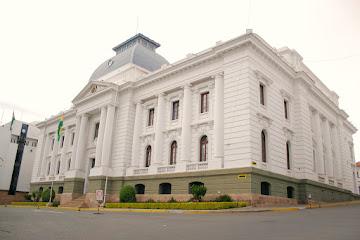 Corte suprema de justicia Bolívia