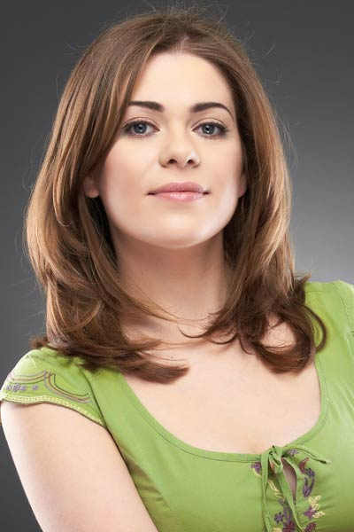 Medium Length Layered Haircuts Mostly Side Hair Styles Are Think