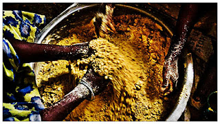 Popular African food spices