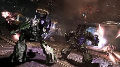 Transformers: War for Cybertron Screenshots 2