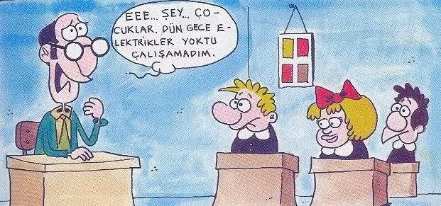 Polat Hoca Eğitim Ile Ilgili Karikatürler