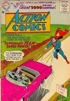 Action Comics #221 comic book pic