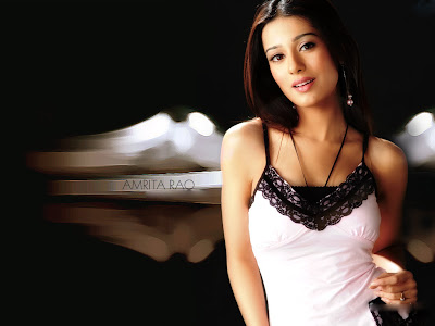 Amrita Rao Wallpapers 5 and Amrita Rao Movies Wallpapers