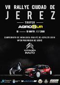 VII Rally Ciudad de Jerez 2018