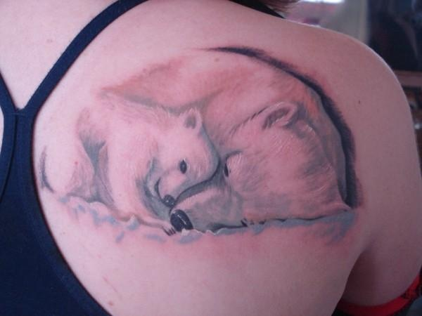 Wild Tattoos: Bear Tattoo Designs