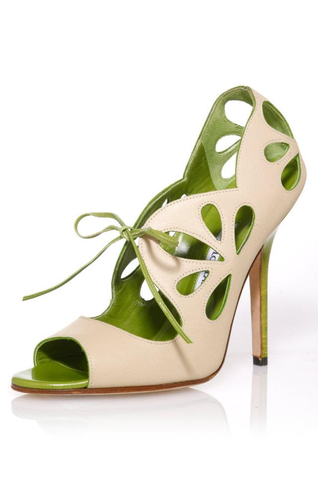Manolo blahnik spring summer 2012 shoes 10