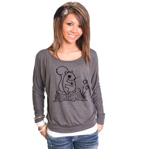 cute fat squirrel shirt