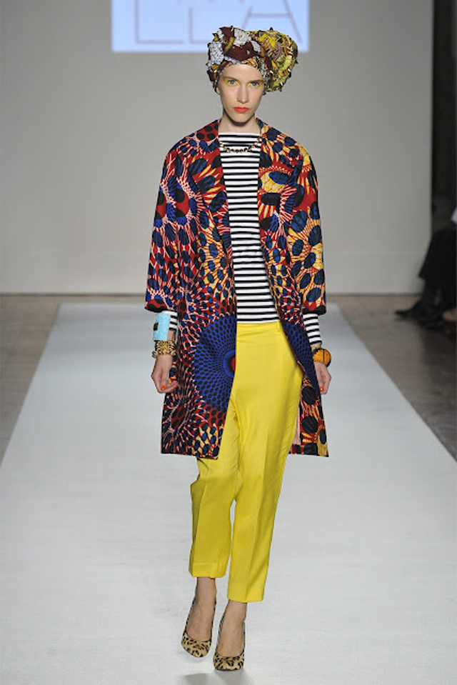 Stella Jean Spring Summer 2013 Ready To Wear Collection Ciaafrique African Fashion Beauty