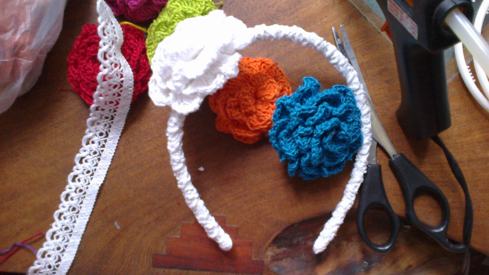 Cortinas A Crochet Tejidos A Crochet