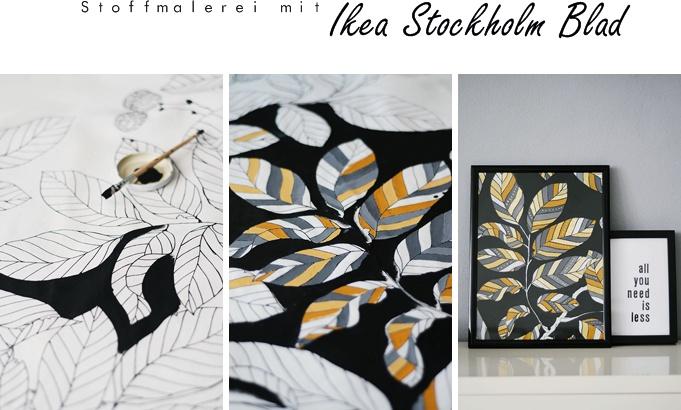 Como Hacer Una Cuadro Con Una Tela De Ikea Decorar Tu Casa Es - Como-hacer-cuadros-de-tela