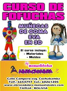 CURSO DE FOFUCHAS: Inscripciones Abiertas!