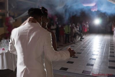 mariage en Guadeloupe, réception aux Abymes
