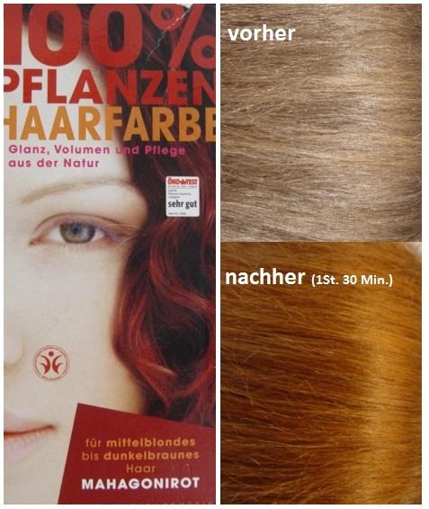 Haarfarben sante