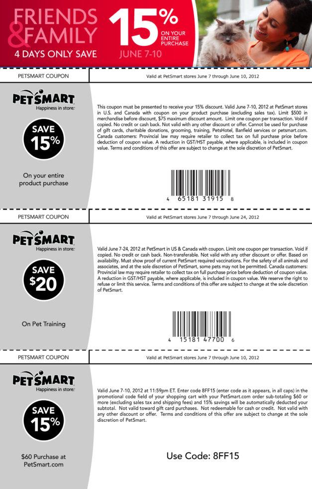 Petsmart coupon 50 off