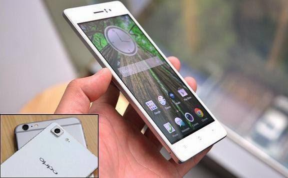 Oppo R5, HP Android Terbaru dan Tertipis di Dunia Buatan Oppo