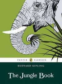 "Cover of ""The Jungle Book"", Rudyard Kipling"