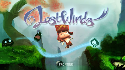 Lost Winds Winter of The Melodias