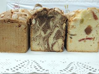 PLUM CAKES_DE CHOCOLATE Y DE FRUTAS_PANADERÍA_REPOSTERÍA BUERA_PRODUCTOS ARTESANOS_BARBASTRO_HORNOS DE LEÑA