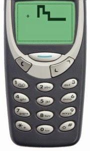 Game snake pada NOKIA 3310 Menjadi HP Terbaik Sepanjang Masa