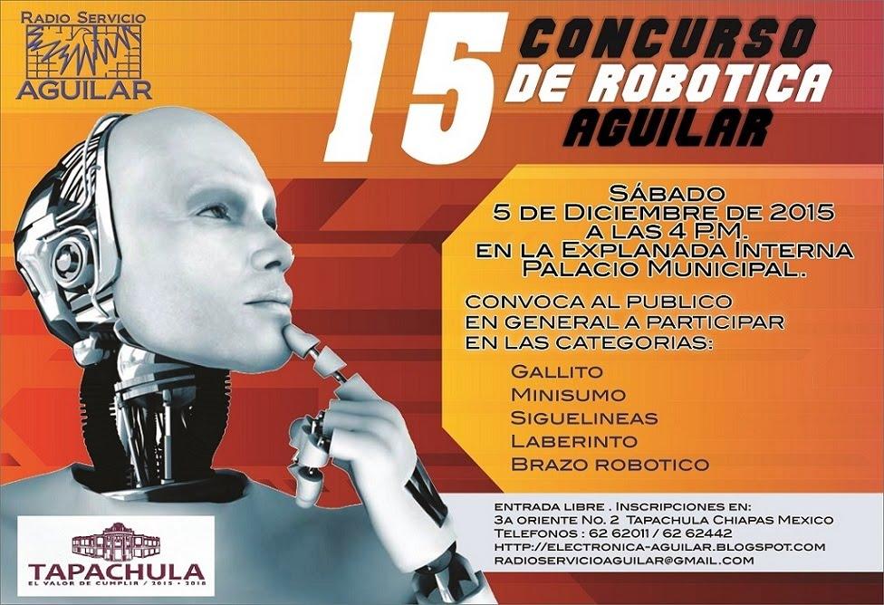 CONCURSO DE ROBOTICA