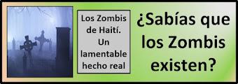Existencia real de los zombis.