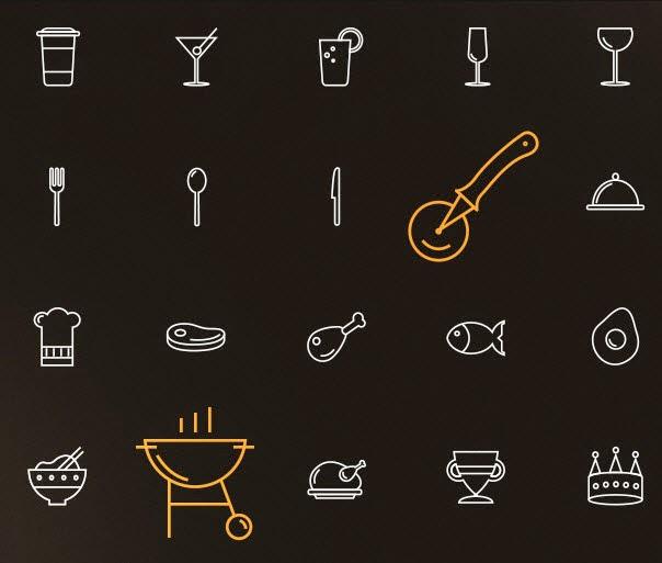 100- Free Icons