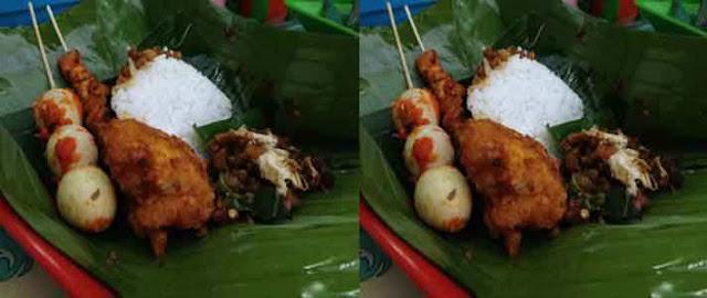 5 Nama Makanan Paling Aneh di Indonesia