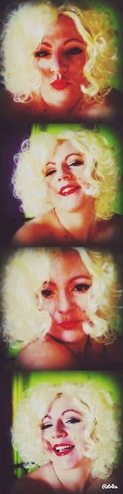 Maquillage Marilyn Monroe