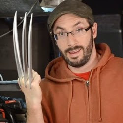 Making Wolverine claws