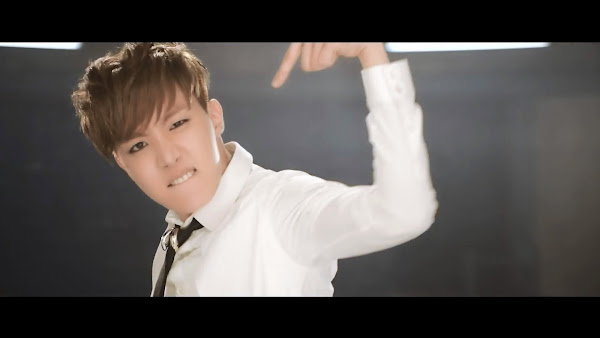 BTS J-Hope Boy In Luv