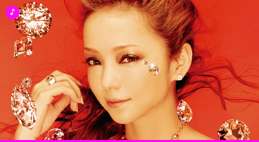 Namie Amuro - Big boys cry / Beautiful | randomjpop.blogspot.co.uk