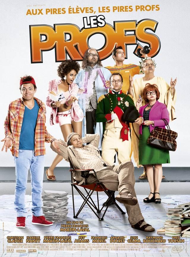 Film LES PROFS
