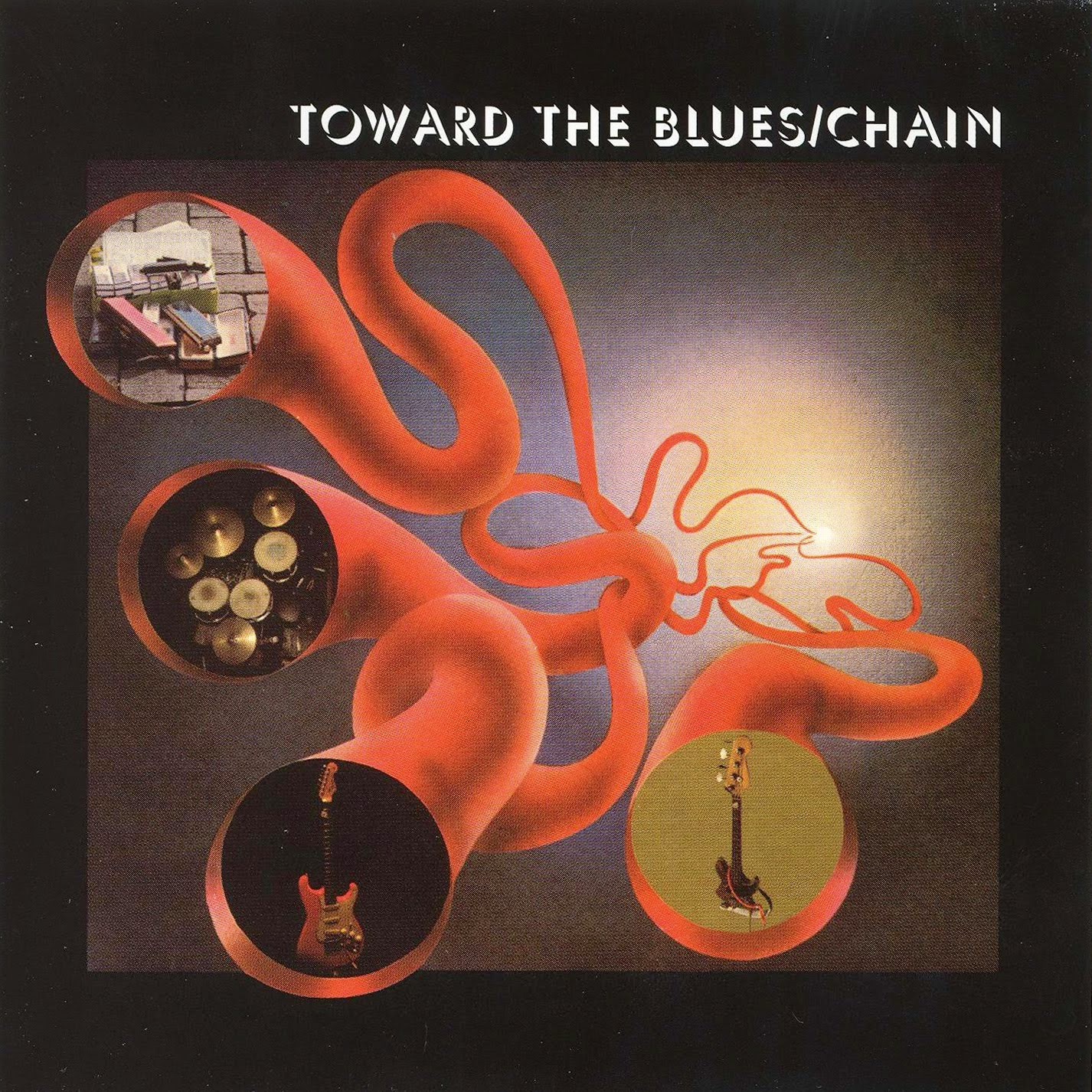 Chain - Towards The Blues LP 1971