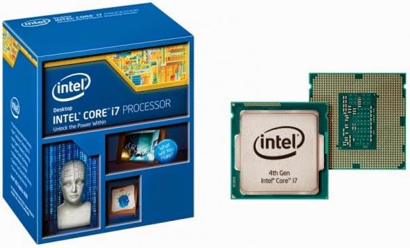 Daftar Harga Processor/Prosesor Intel Terbaru 2015