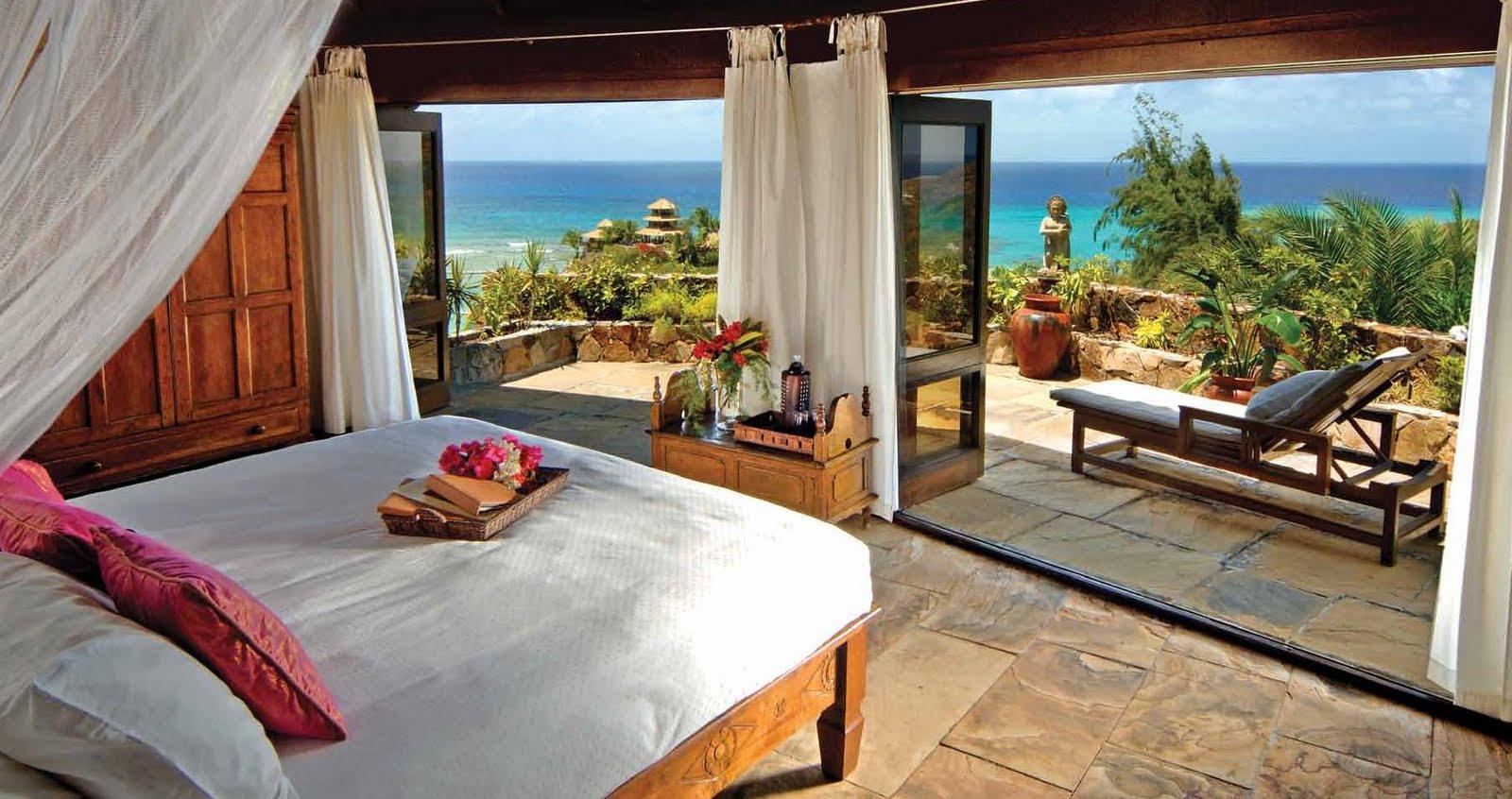 ESCAPE TO PARADISE Necker Island British Virgin Islands