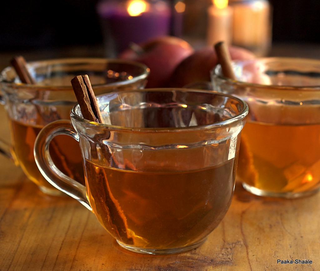 Paaka-Shaale: Warm apple cider- A perfect drink for a cold ...