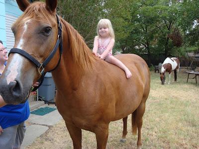 Kristen's niece
