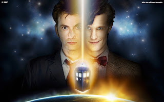 The 2012 STV Favourite TV Series Competition - Day 13 - Doctor Who vs. The Vampire Diaries & Alias vs. Six Feet Under