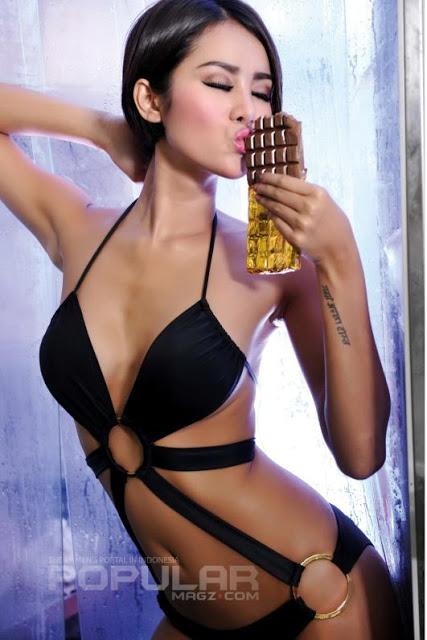 Laras Monca Kalea Artis Foto Model Seksi Foto Bugil Dan Cerita