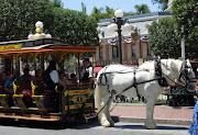 Disneyland Main Street USA. Disneyland Main Street USA (mainstreethorse)