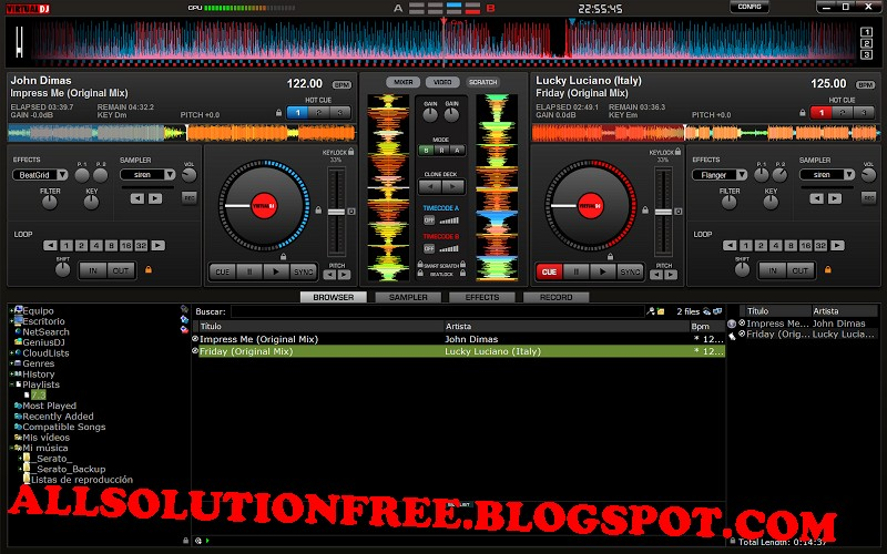 virtual dj 7.4 pro + crack free download