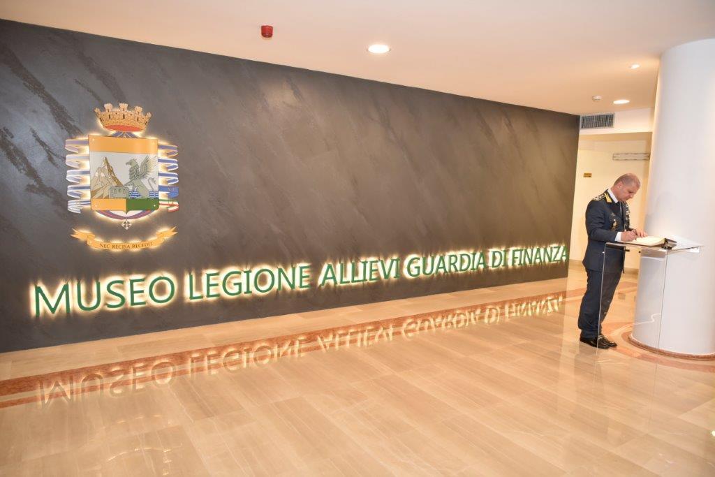 Museo storico Guardia di Finanza-Bari