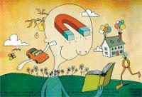 Legge dell'Attrazione, vignetta
