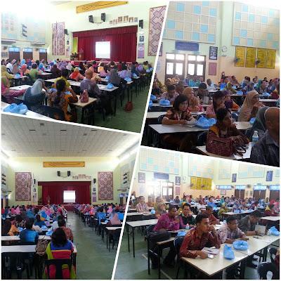 Pelaksanaan Sub Modul Keberadaan Guru Melalui Modul Pengurusan Guru