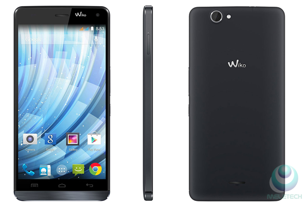 Spesification and price Wiko Getaway