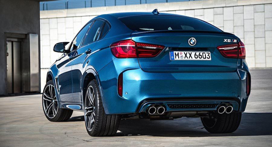 BMW X6M 2015
