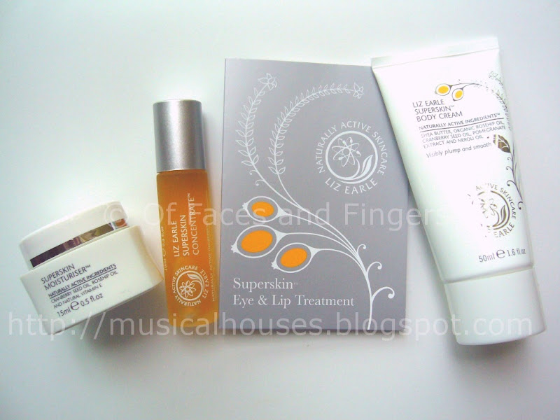 Liz Earle Mothers Day Set